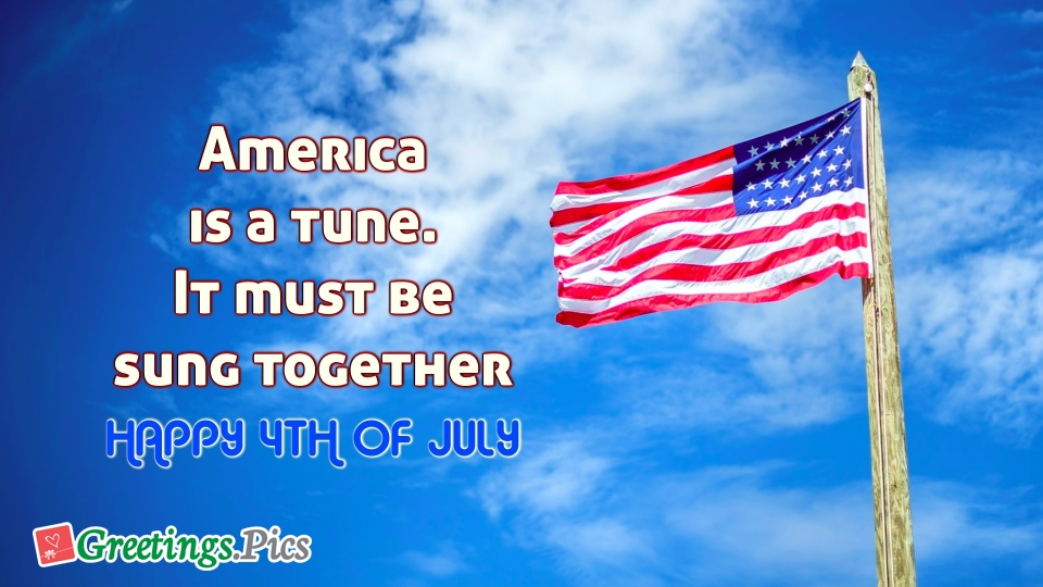 4th Of July Patriotic Quotes