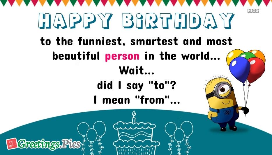 Birthday Greetings To Ex Girlfriend