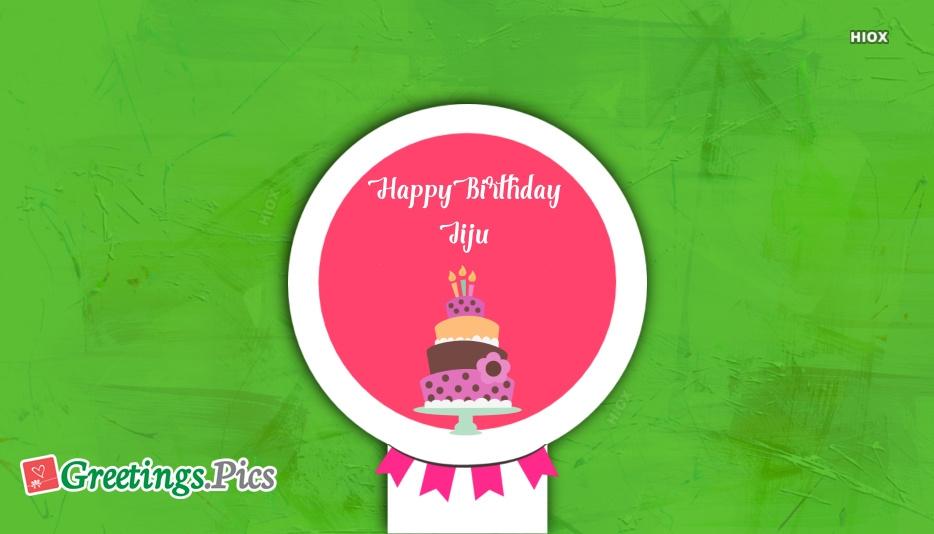 Birthday Wishes To Jiju