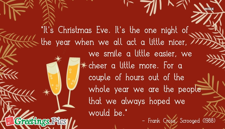 Cheers To Christmas Quotes