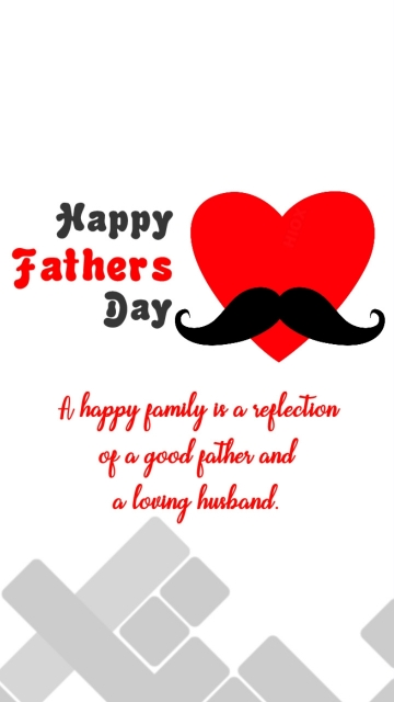 Cute Fathers Day Message