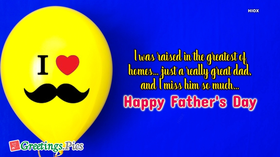 Miss You Dad Greetings, eCards, Images