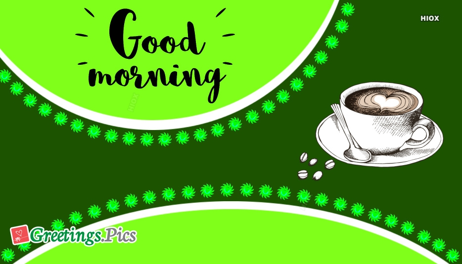 Have A Coffee Greetings