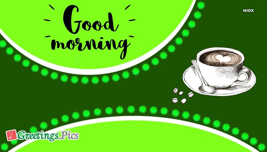 Good Morning Beautiful Coffee Mug