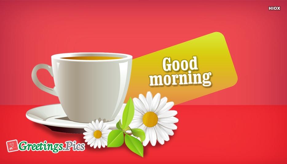 Good Morning Coffee