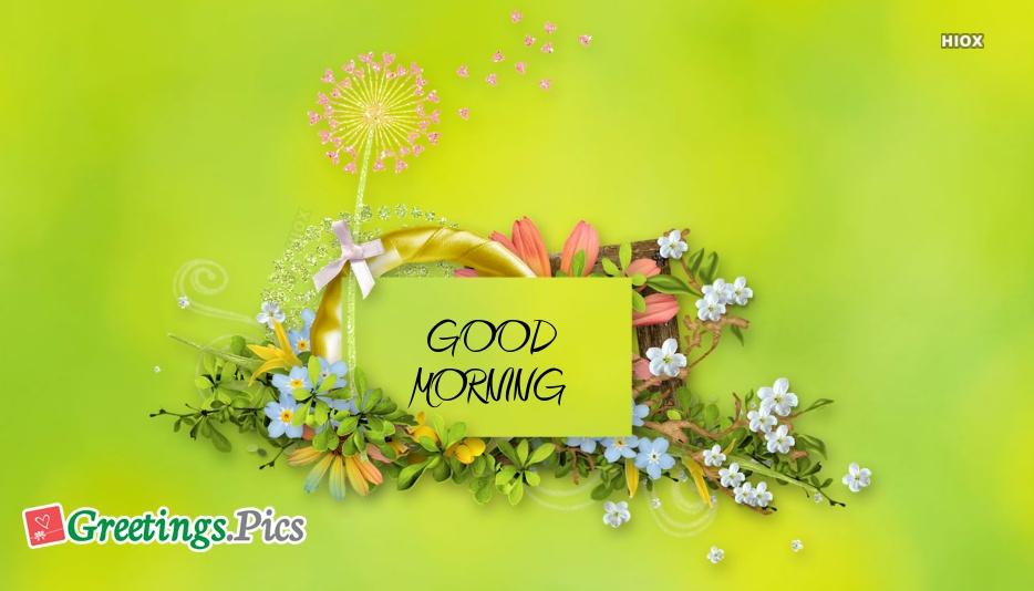 Good Morning Ecards