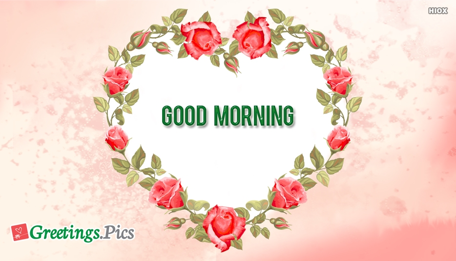 Good morning messages for her greetings good morning messages for her m4hsunfo