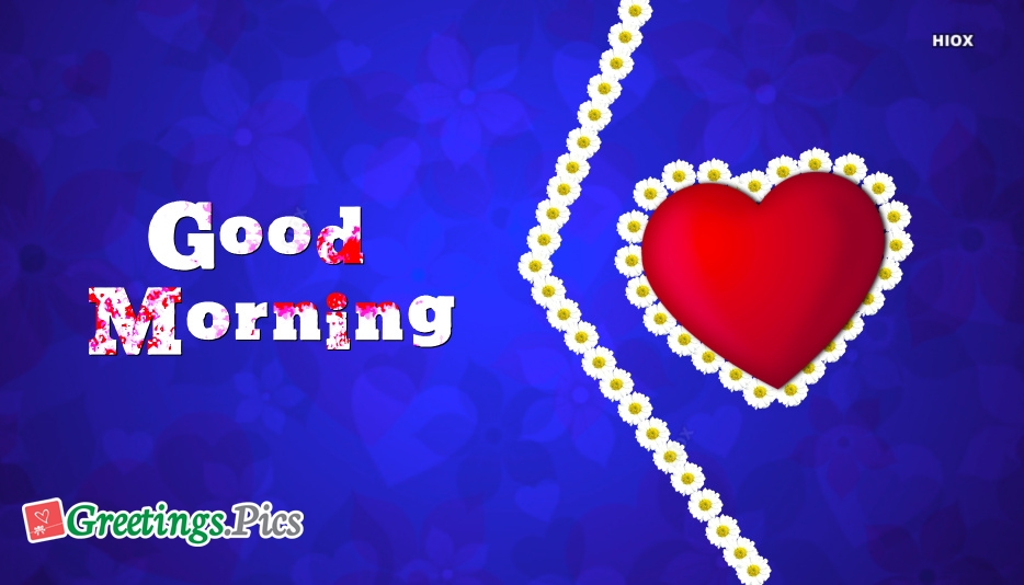 Good Morning Nice Images
