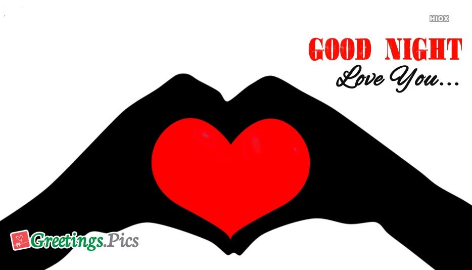 Good Night And Love Image
