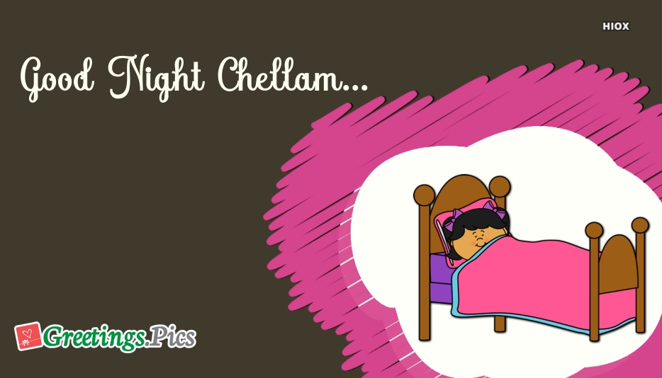 Good Night Chellam