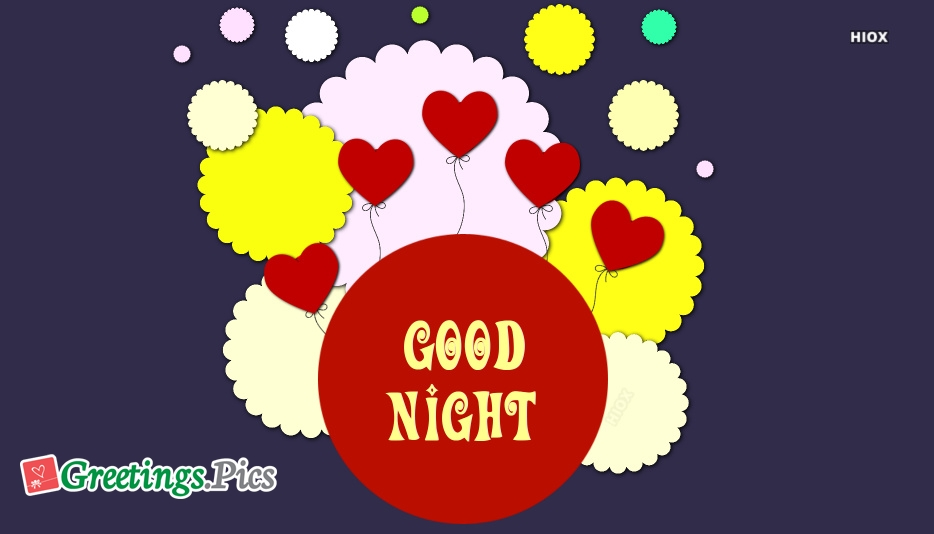 Good Night Ecard