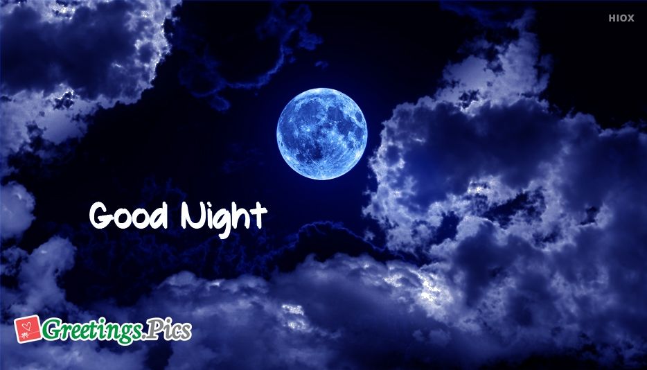 Good Night Love Greetings, eCards, Images