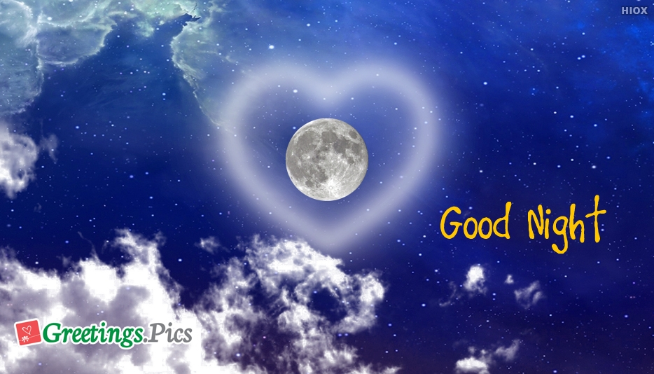 Good night love pic greetings good night love pic m4hsunfo Image collections