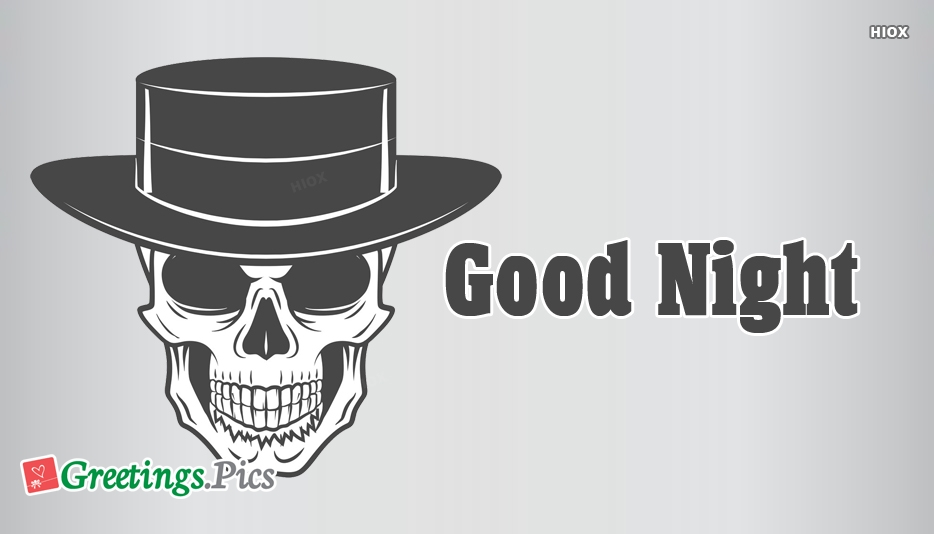 Good Night With A Smile