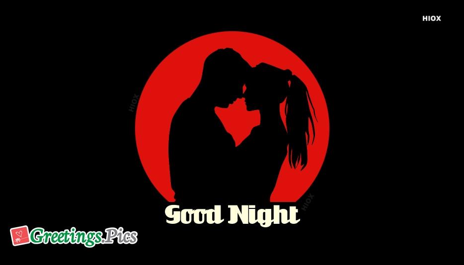 Good Night With Hug