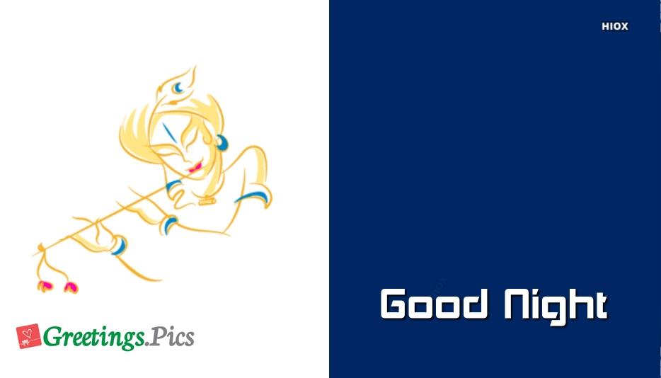 Good Night With Krishna