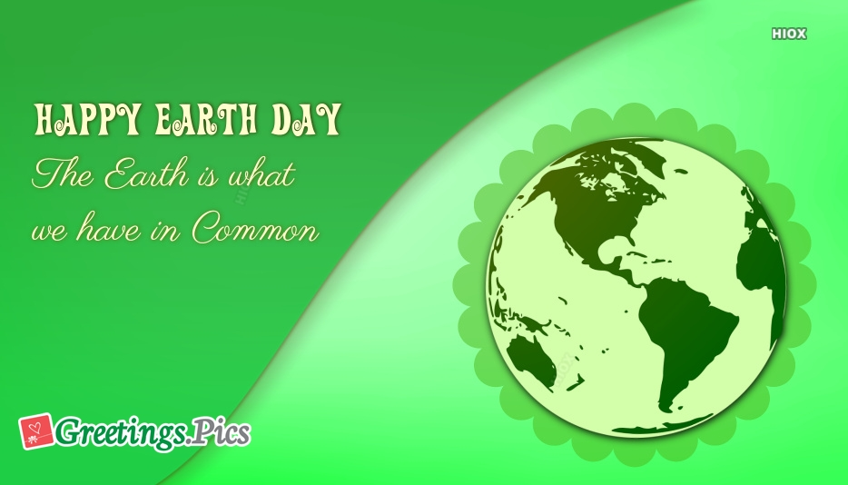 Happy Earth Day Quotes