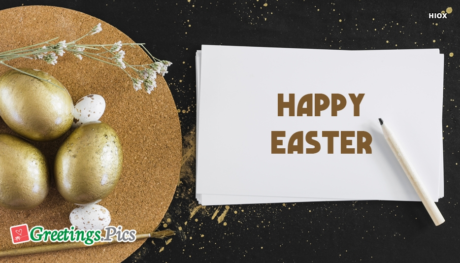Happy Easter 2019 Greetings
