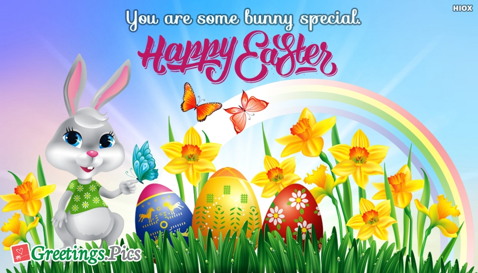 Happy Easter Greetings Quotes