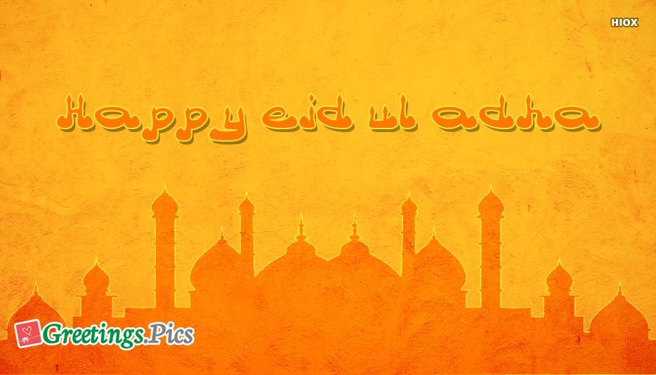 Happy eid ul adha pic greetings happy eid ul adha pic m4hsunfo