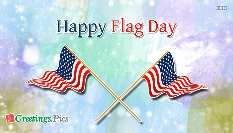 Flag Day Greetings