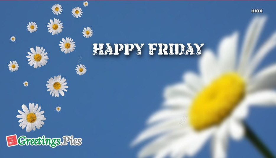 Happy friday image flowers greetings happy friday image flowers m4hsunfo