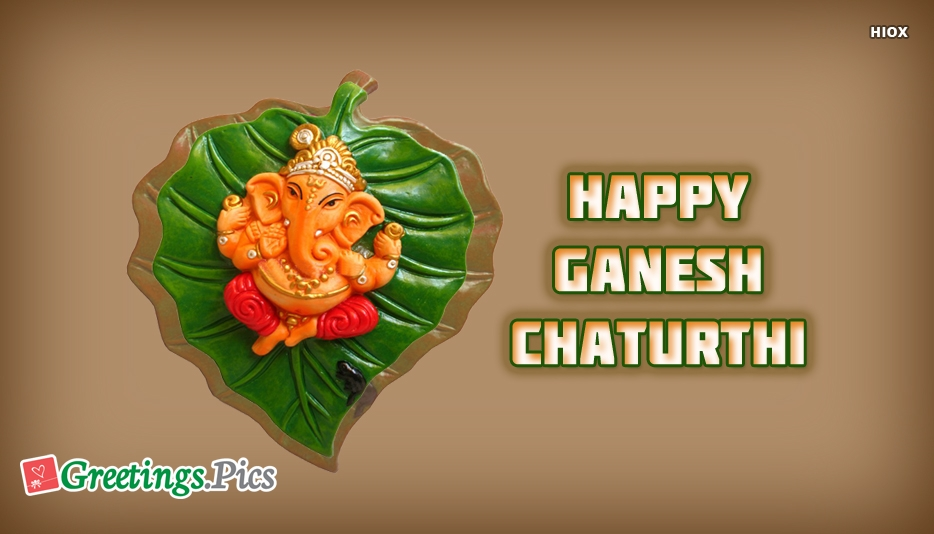 Happy ganesh chaturthi greetings cards m4hsunfo