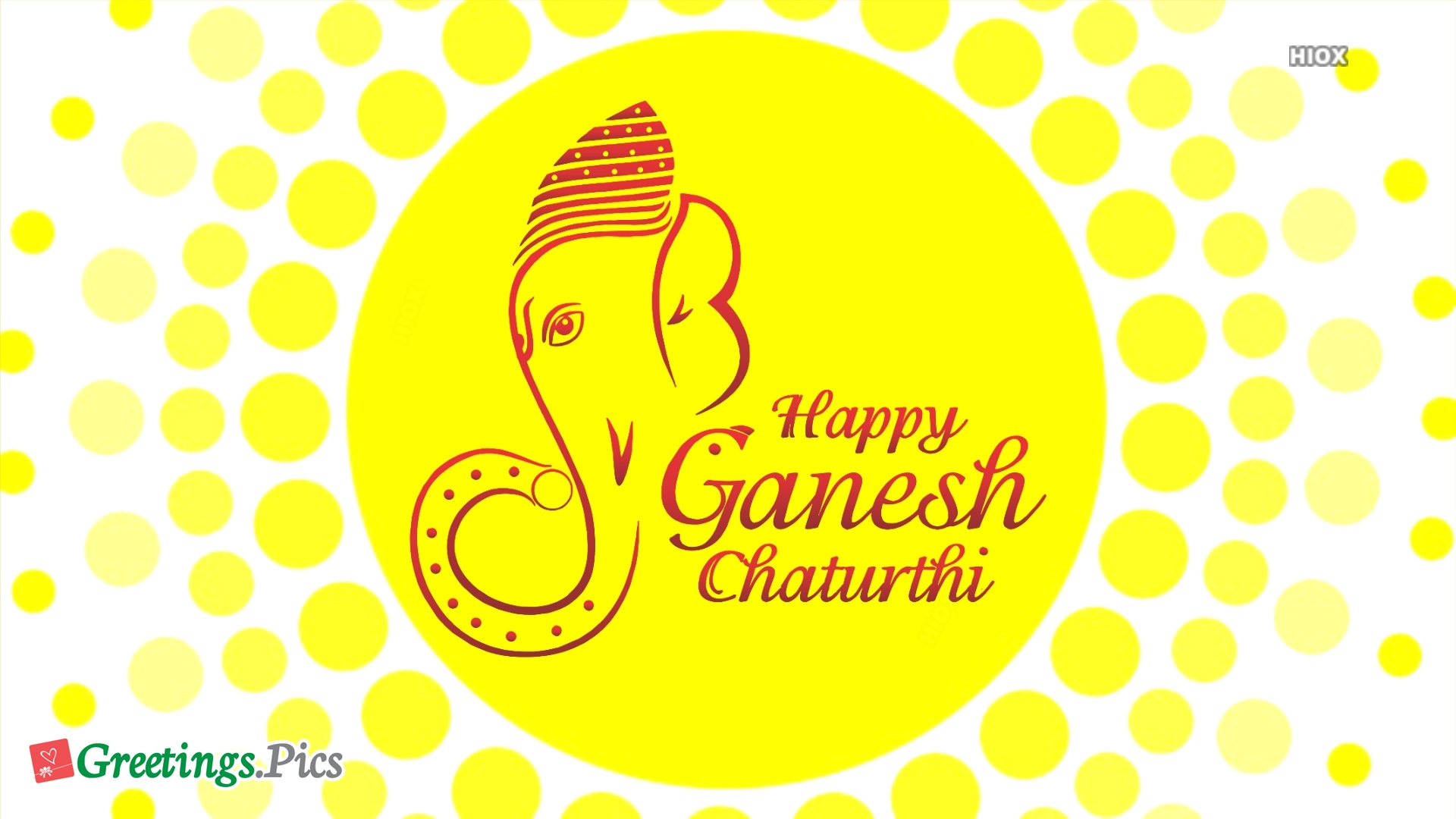 Happy Ganesh Chaturthi Dp