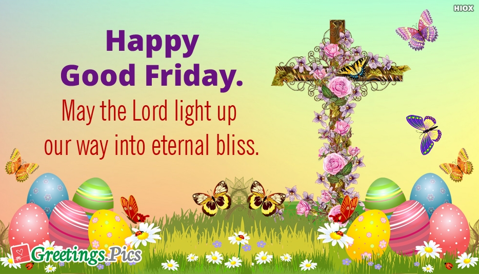 Happy Good Friday Wishes Quotes