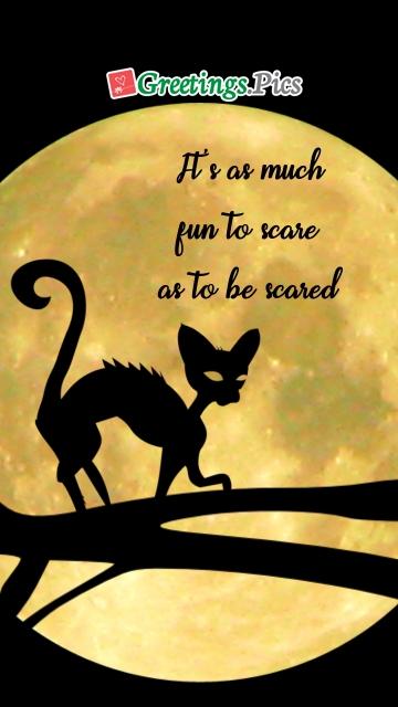 Happy Halloween Quotes Short
