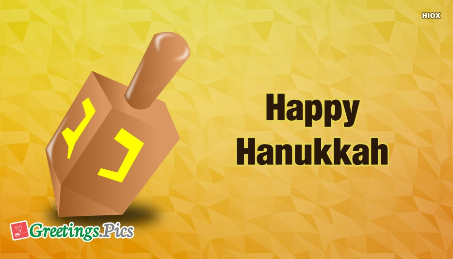 Happy Hanukkah Greeting Cards, Messages, Images