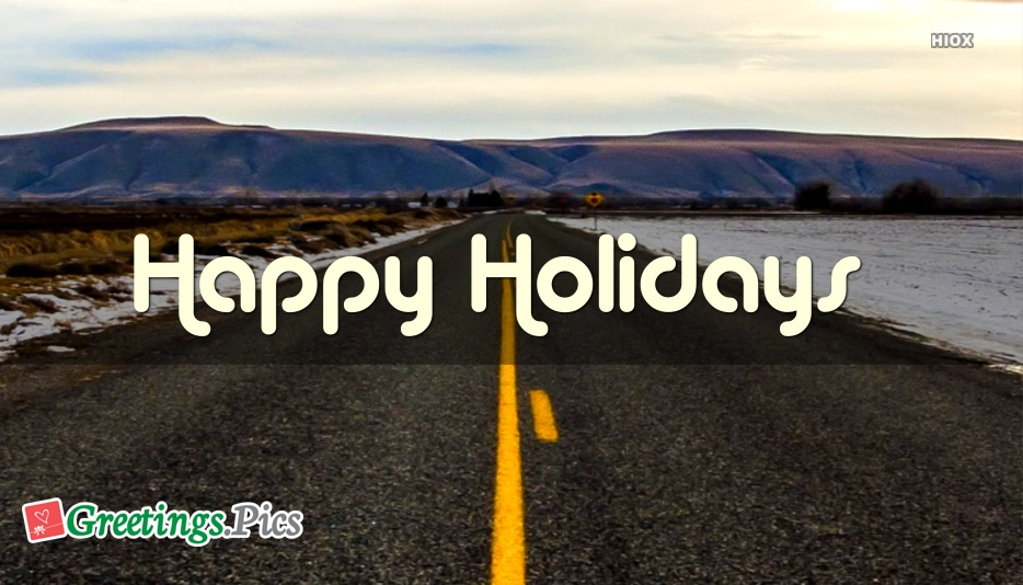 Happy Vacation Greeting Cards