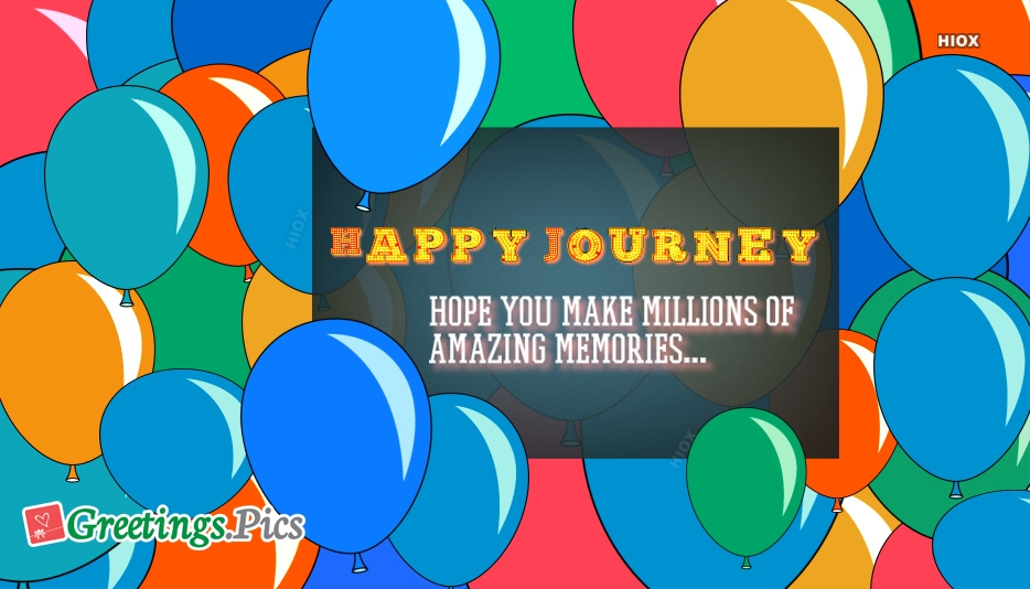 Happy journey wishes greetings happy journey wishes m4hsunfo