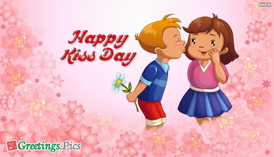 Kissing Greetings, eCards, Images