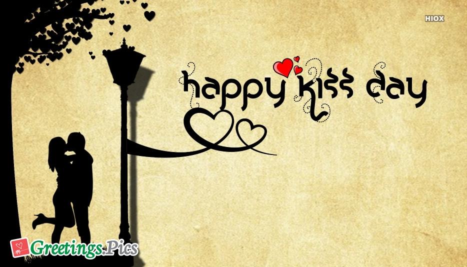 Kiss Greetings, eCards, Images