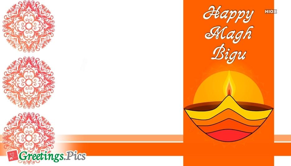 Happy Magh Bihu Images