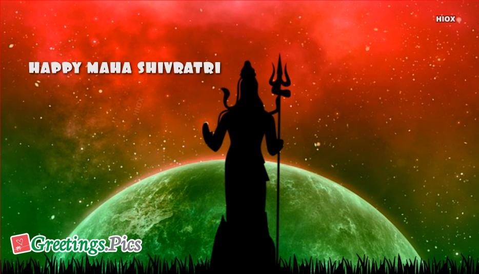 Maha Shivaratri Greetings Images