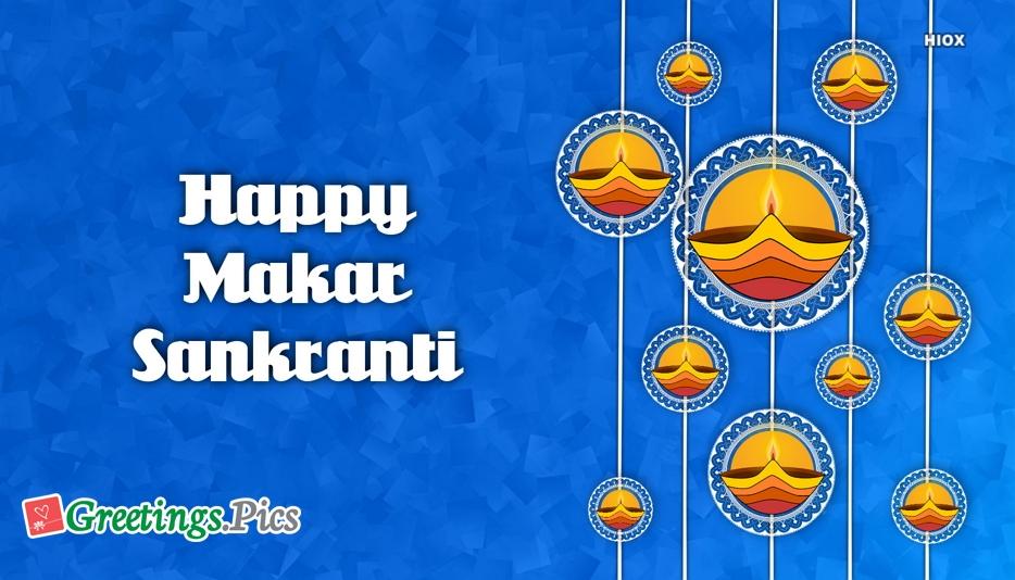 Makar Sankranti 2020 Greeting Cards
