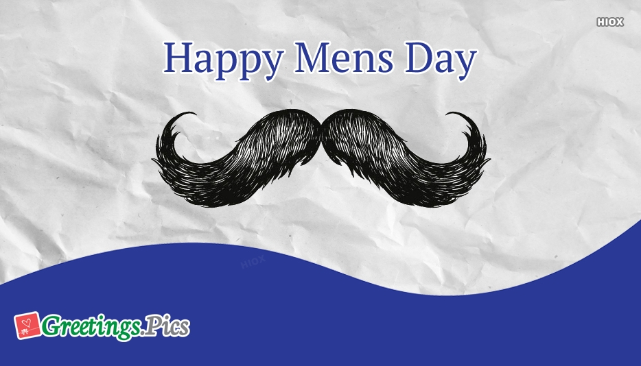 International Mens Day Greetings