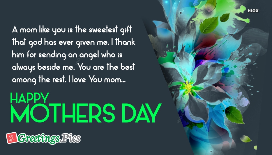 Happy Mothers Day Greetings Wishes, Quotes Images