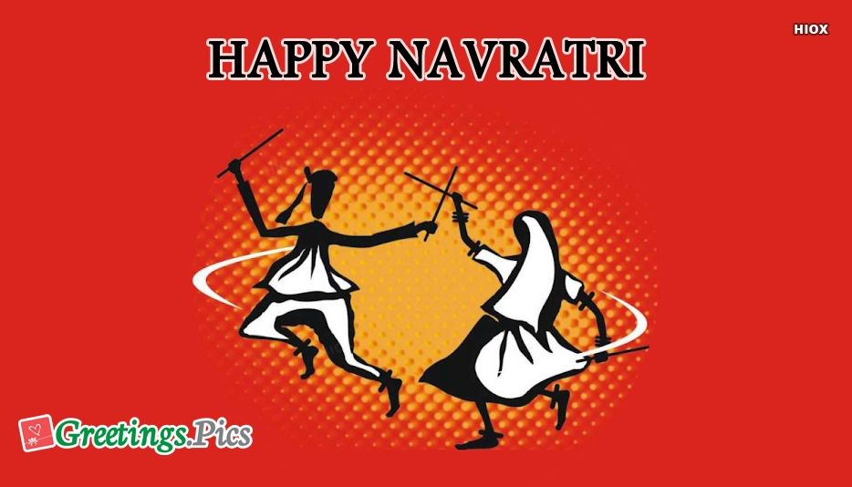 Happy Navratri Image Hd