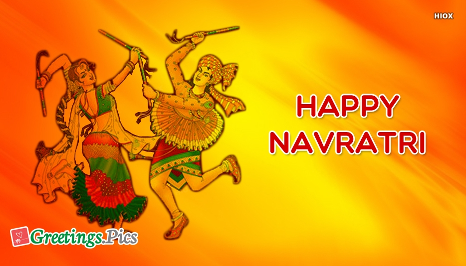 Happy navratri wishes greetings happy navratri wishes m4hsunfo