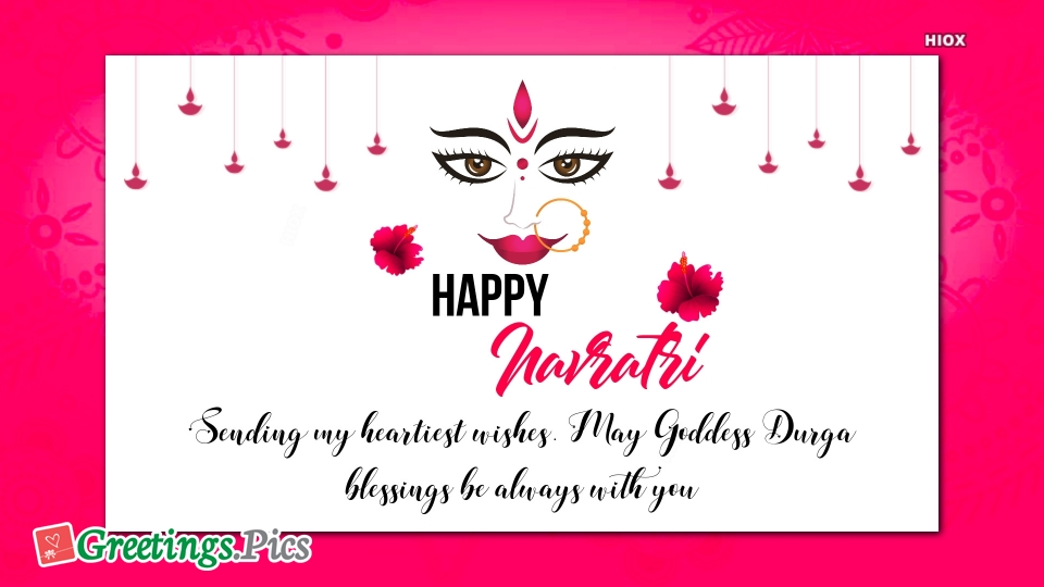 Goddess Durga Greetings, eCards, Images