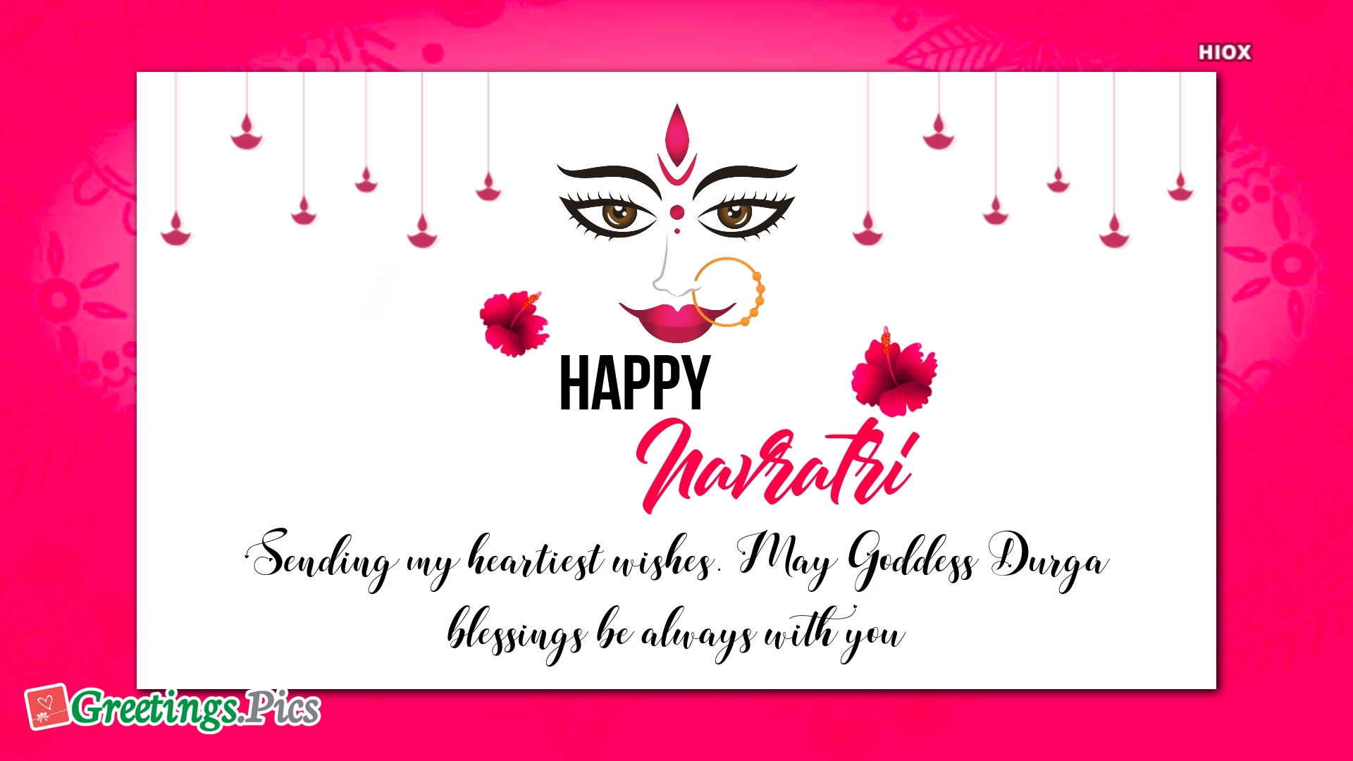 Happy Navratri Wishes Images