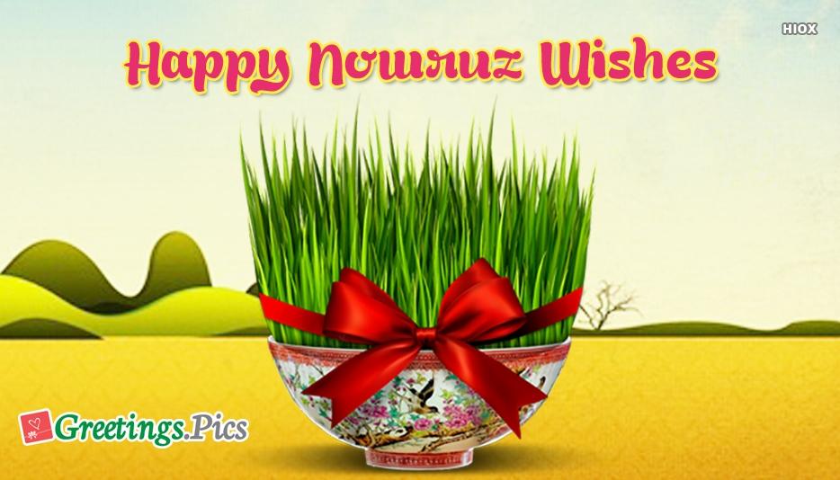 Happy Nowruz Wishes