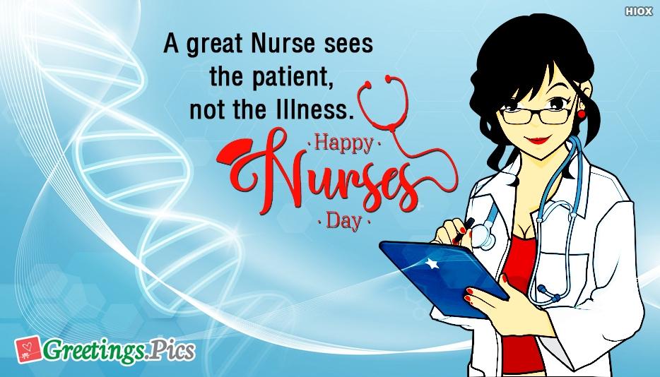 Happy Nurse Day Quotes