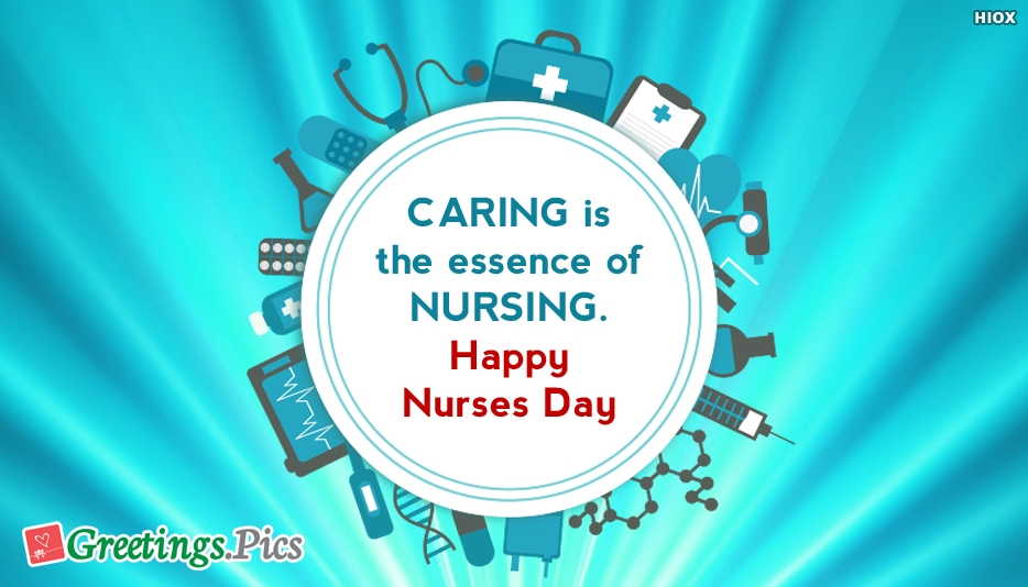 Happy Nurse Day Wishes Greetings