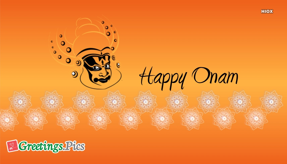 Happy Onam 2019 Greetings