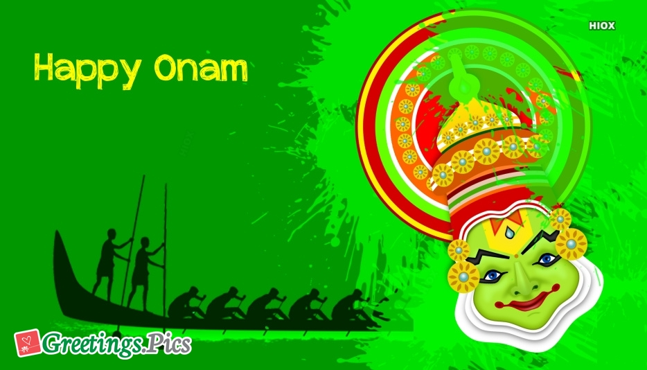Malayali Festivals Greetings, eCards, Images
