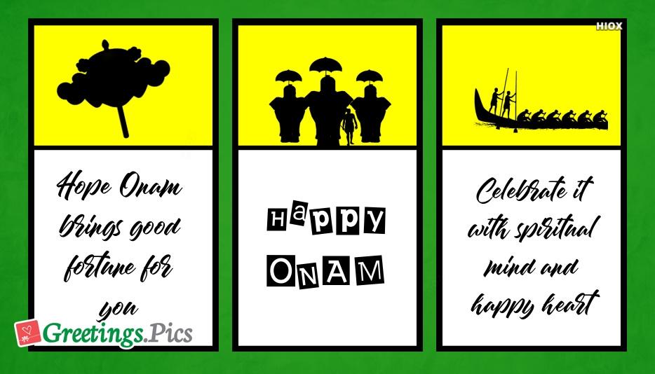 Happy Onam Photos